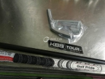 Zodia CG 513 易打 铁杆头KBS C-TAPER LITE Black Limited 磨砂Golf pr